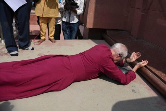 Ashamed, Sorry For Jallianwala Bagh Massacre': Canterbury