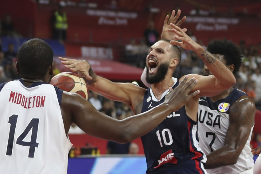 FIBA Basketball World Cup 2019: Holders United States Stunned By France In Quarter-Final Upset
