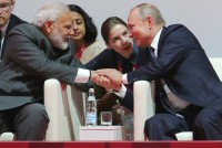 PM Modi's Vladivostok Visit Strengthens India-Russia Ties Through Indo-Pacific Frame