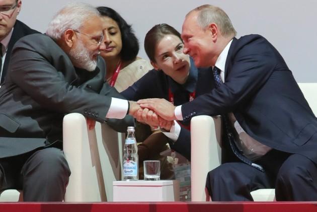 PM Modi's Vladivostok Visit Strengthens India-Russia Ties Through Indo-Pacific Frame