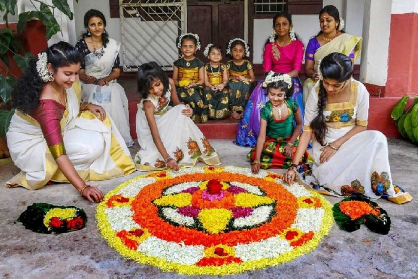 'Happy Onam': PM Modi, Vice President Naidu And Others Extend Wishes
