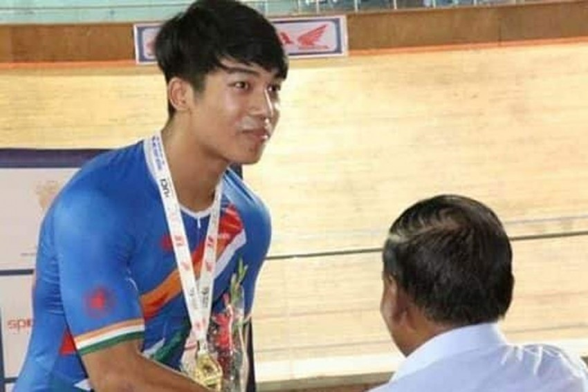 Track Asia Cup Cycling: Ronaldo Laitonjam Wins Fourth Gold, India Top Medal Tally