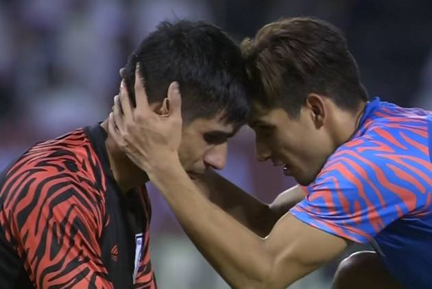 Highlights, 2022 FIFA World Cup Qualifier, Qatar Vs India: Gurpreet Singh Sandhu Is Hero As IND Snatch Point From Wasteful QAT
