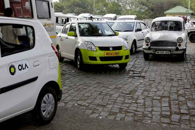 Auto Sector Slowdown: It's Not About Ola, Uber Rides, Reasons Lie Elsewhere