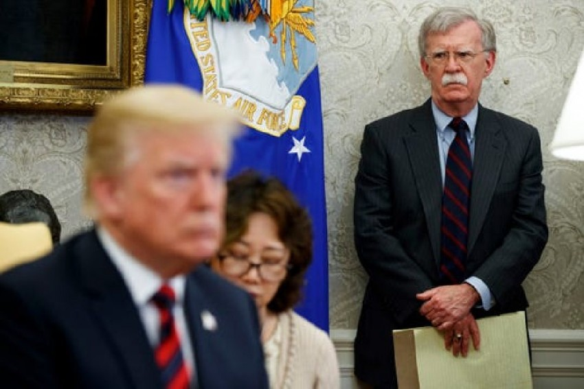 'Disagreed Strongly With His Suggestions': Trump Fires National Security Chief John Bolton