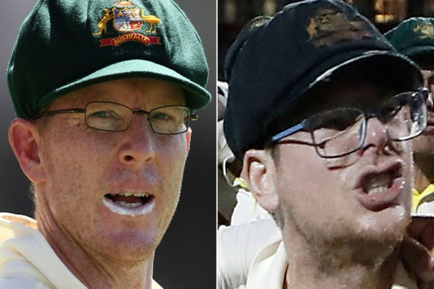 The Ashes 2019: Justin Langer Denies Steve Smith Was Mocking Jack Leach During Victory Celebration