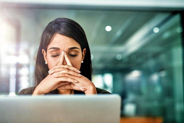 Outlook-Karvy Health Survey: Work Stress And Financial Woes Has Largest Impact On Mental Health