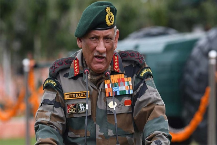 Ready To Retrieve PoK From Pakistan's Clutches, Says Army Chief