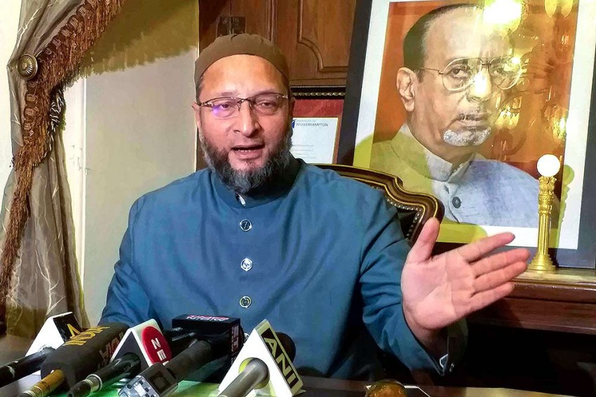 On Modi's 'Om And Cow' Comment, Owaisi Says PM Only Worried About 'Cow Economy', Not Country's