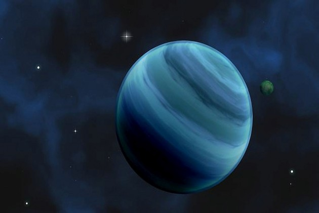 Astronomers Find Water For The First Time On Potentially Habitable Exoplanet