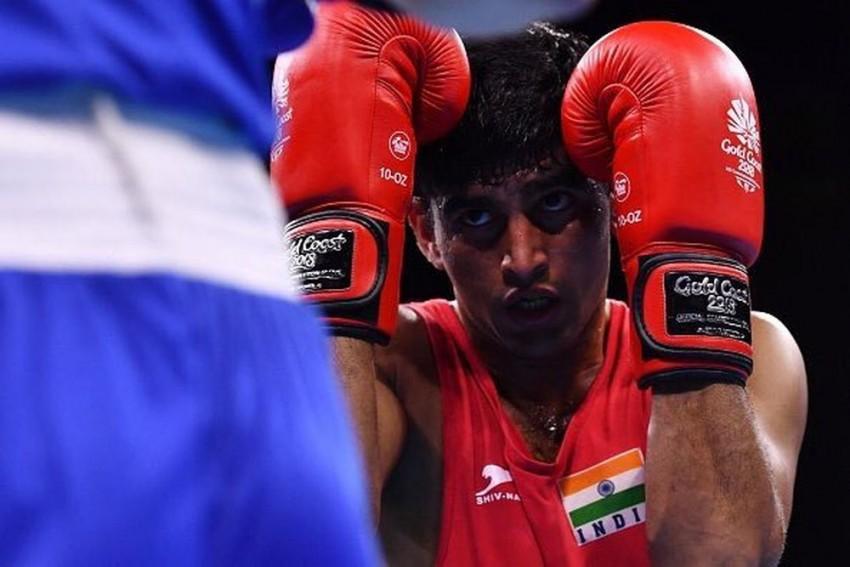 World Boxing Championships: India's Manish Kaushik Claims Dominating Win, Advances To Round 2