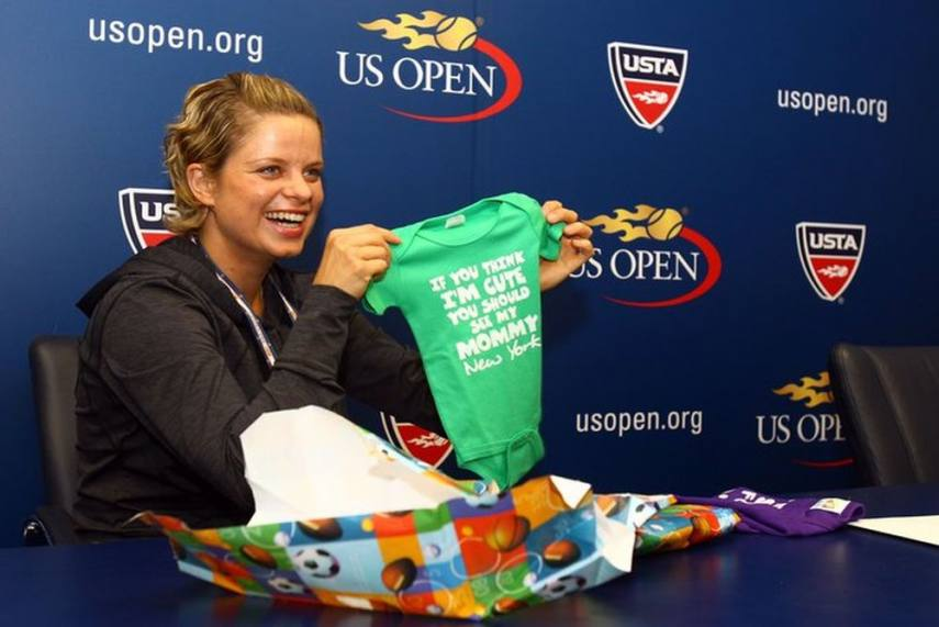 Kim Clijsters Comes Out Of Tennis Retirement For A Second Time