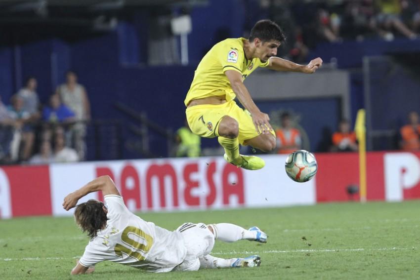 Real Madrid Lose Luka Modric To Adductor Injury