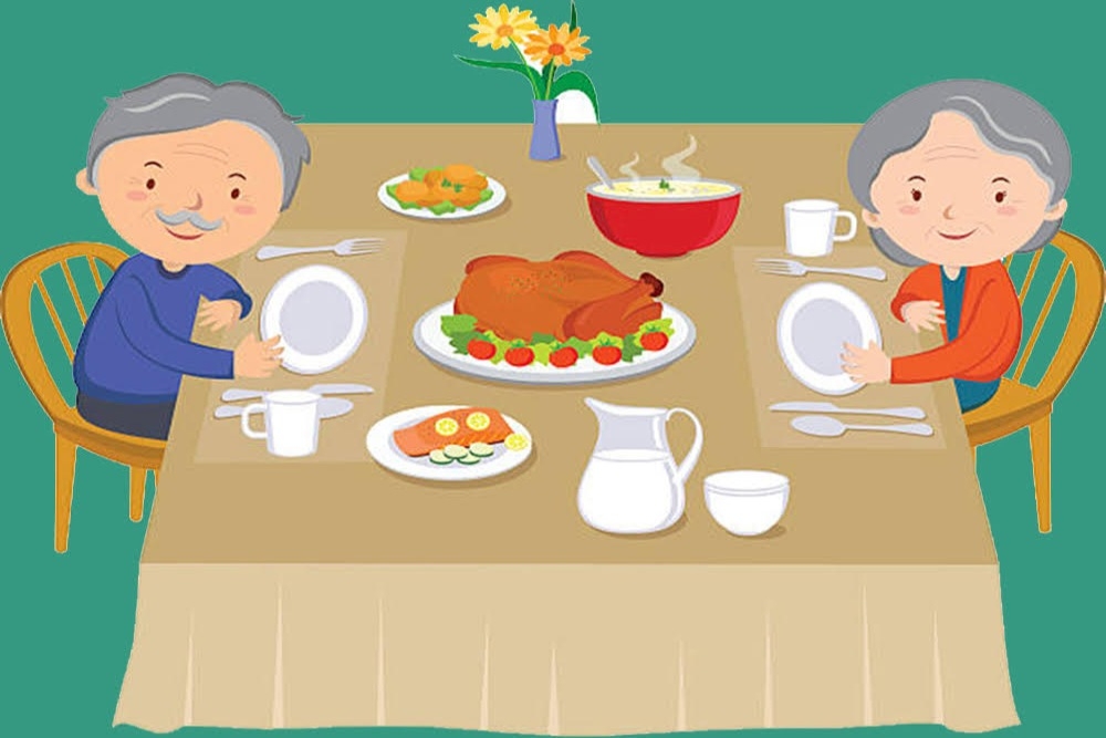 Tips On Healthy Eating For Seniors