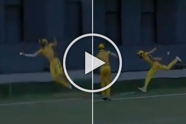 Is This The Greatest Ever Catch? Cricket World Takes Note Of Ruturaj Gaikwad's Stunning Fielding Effort - WATCH
