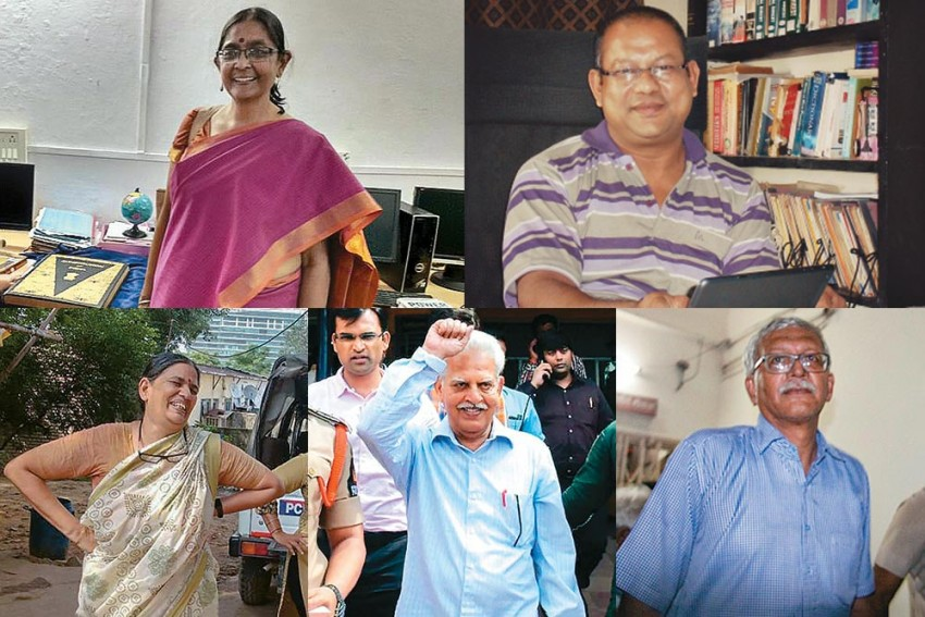 Bhima Koregaon Files: The Story Of Nine Activists Being Punished Without Trial