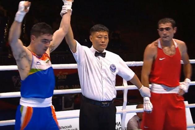 World Boxing Championships: Duryodhan Negi Advances To Second Round, India Continue Unbeaten Run