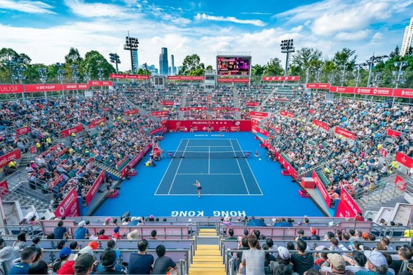 Hong Kong Tennis Open Postponed Due To Protests