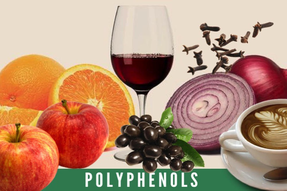 Learn A New Word: Polyphenols