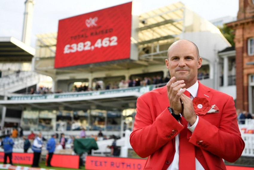 Andrew Strauss Named Chairman Of ECB Cricket Committee