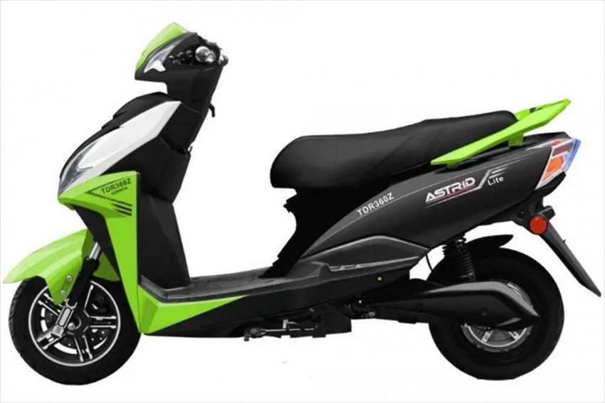 Gemopai Electric Launches Astrid Lite e-Scooter