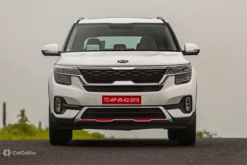 Top-spec Kia Seltos GTX+ Diesel-AT, Petrol-DCT To Be Introduced At Rs 16.99 Lakh