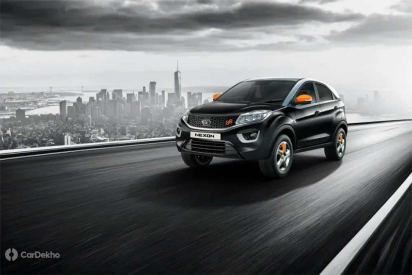 Tata Nexon Kraz Limited Edition Launched At Rs 7.57 Lakh