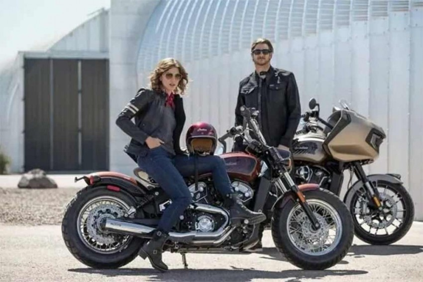 Indian Motorcycles Teases Upcoming Luxury Barge, The Challenger