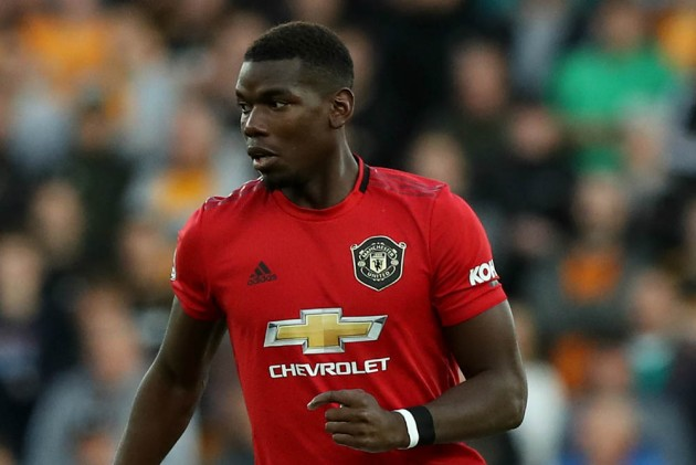 BREAKING NEWS: Manchester United Midfielder Paul Pogba Ruled Out Of Leicester City Match With Ankle Injury