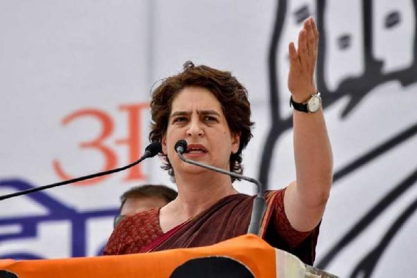 Priyanka Gandhi Tweets Cricket Video To Advise BJP On 'Ola-Uber' And 'Gravity' Theory