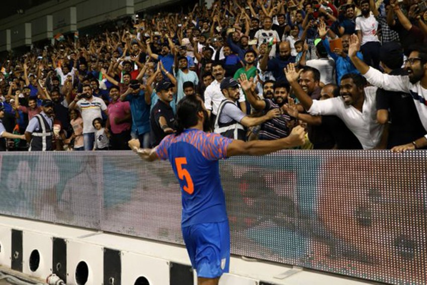 Indian Football Team Needs To Win Against Afghanistan And Bangladesh, Says Sandesh Jhingan