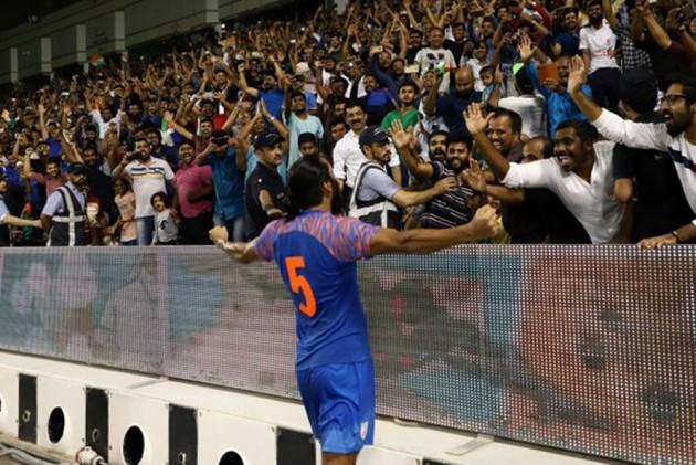 Indian Football Team Needs To Win Against Afghanistan And Bangladesh, Says Sandesh Jhingan