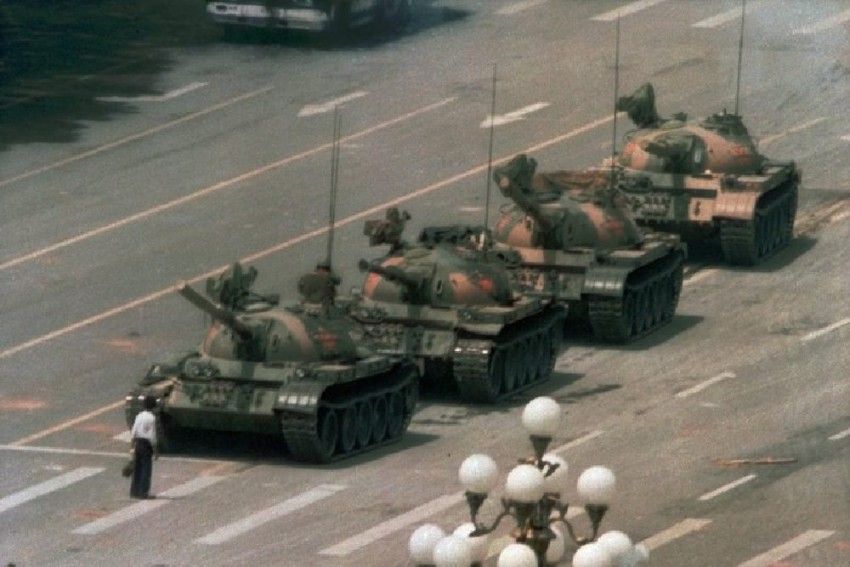 Tiananmen Square 'Tank Man' Photographer Charlie Cole Dies At 64