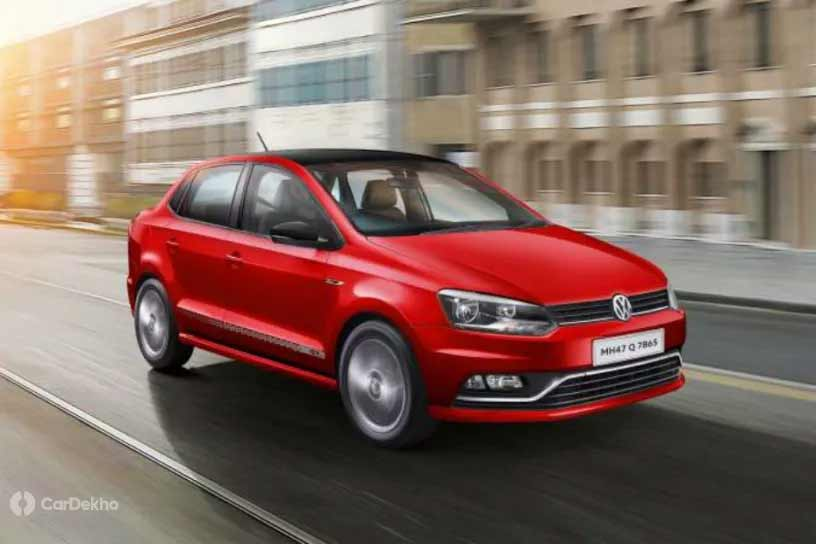 Volkswagen Ameo GT Line Launched At Rs 10 Lakh