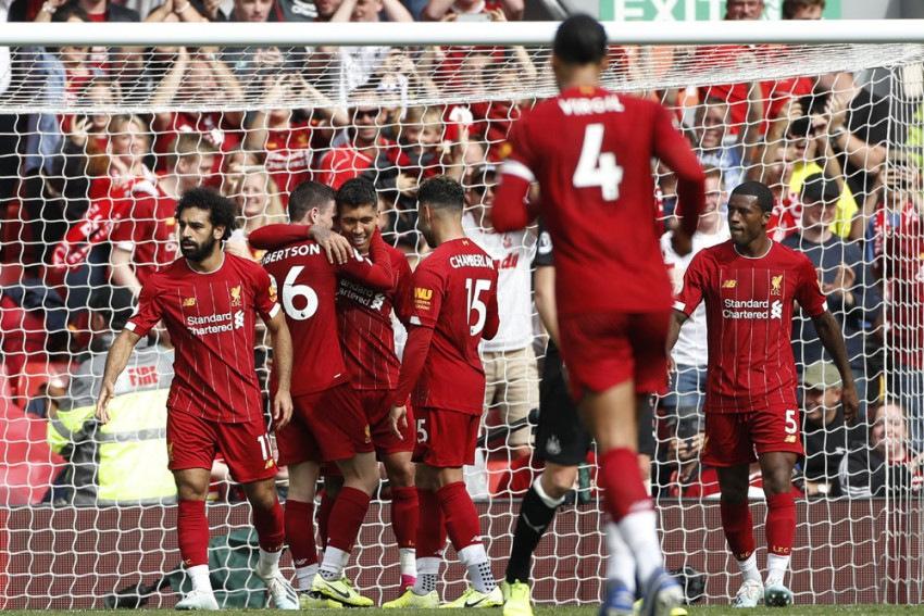EPL 2019-20: Liverpool 3-1 Newcastle United - Electrifying Sadio Mane, Mohamed Salah Keep Up 100 Percent Record For Reds