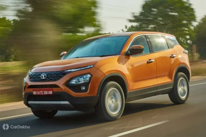 Tata Harrier Now Gets Optional 5-Year, Unlimited Kilometre Warranty