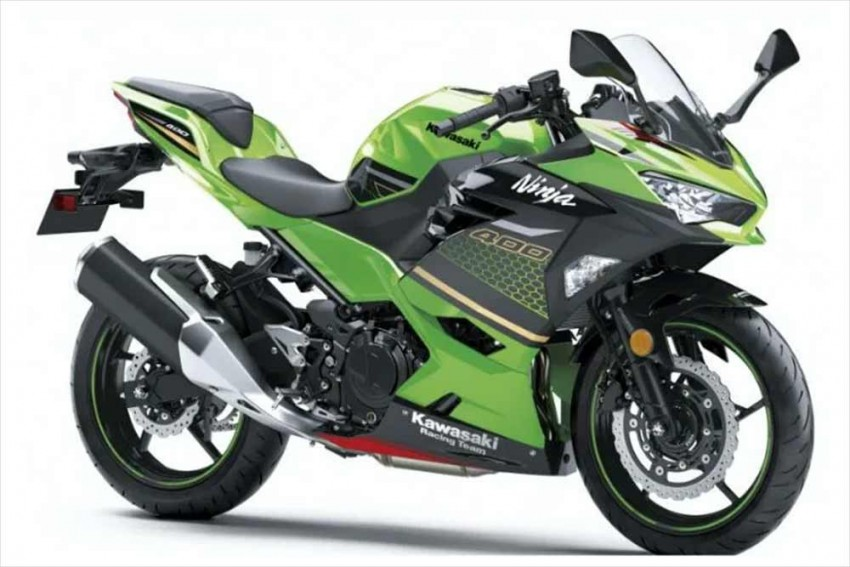 Kawasaki Ninja 400 Gets Meaner Colours