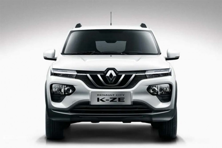Electric Renault Kwid Launched In China, Looks Like Upcoming Kwid Facelift