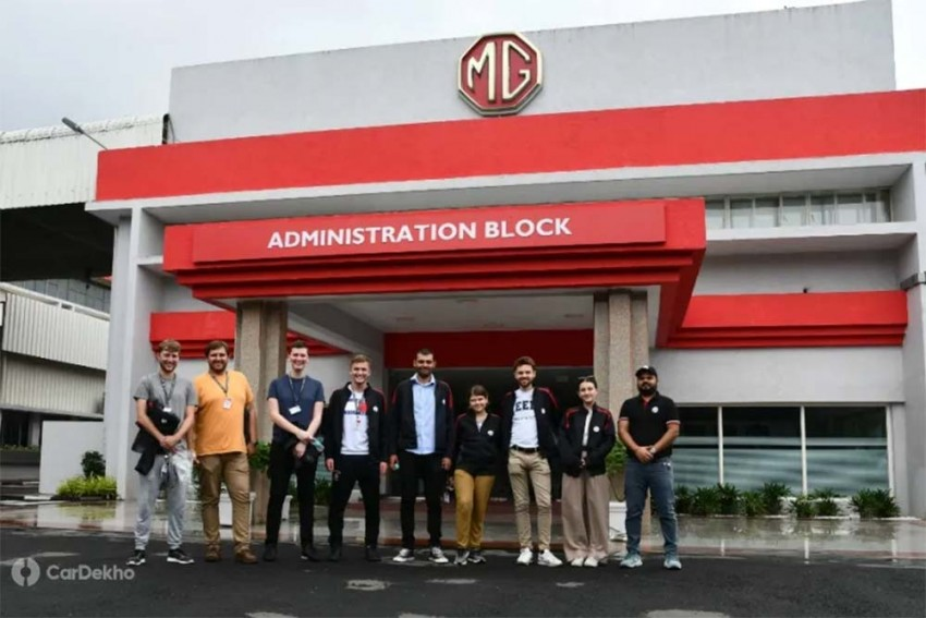 MG Motor India Launches 'Bridge' Global Internship Programme