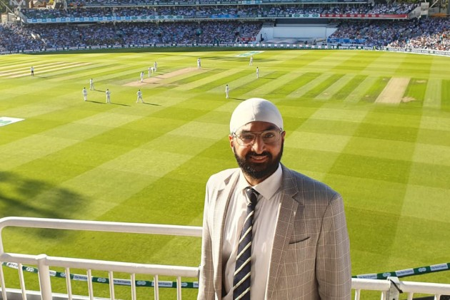 England Cricketer Monty Panesar Eyes World Of Politics