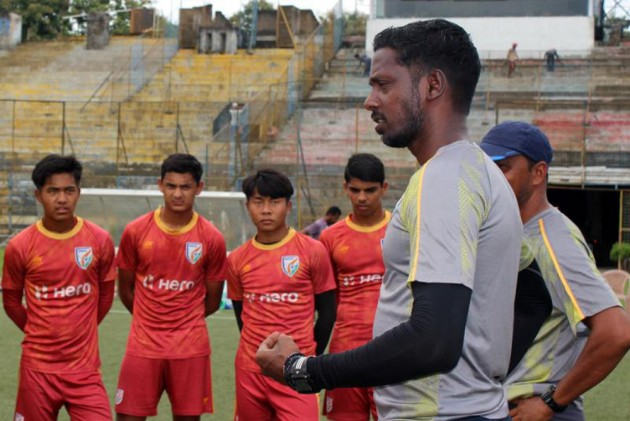 Indian Football Team Is Prepared For AFC U-16 Championship Qualifiers, Says Head Coach Bibiano Fernandes