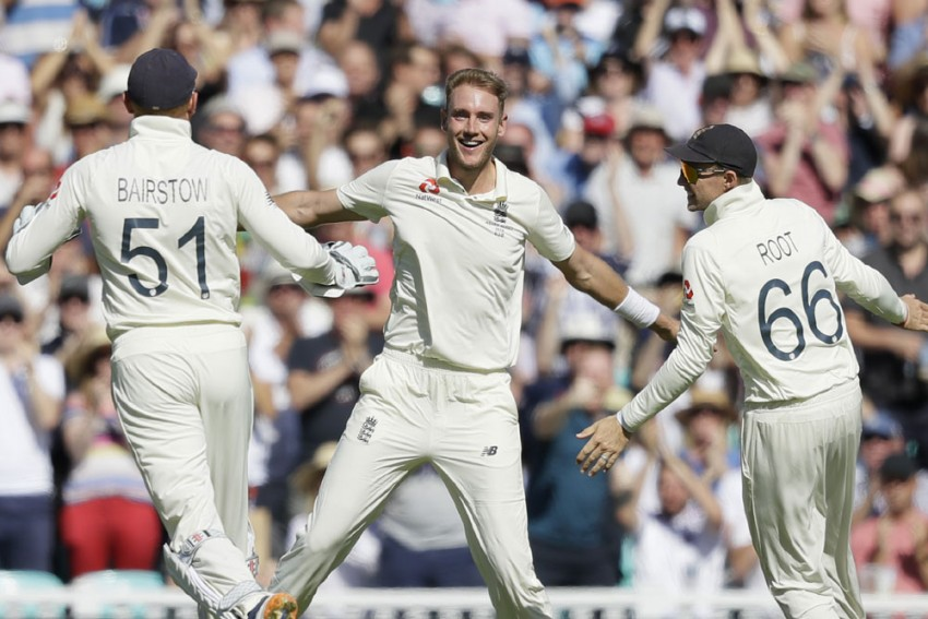 Ashes 2019: Stuart Broad Joins Exclusive Club By Dismissing Awful David Warner For The Seventh Time In The Series