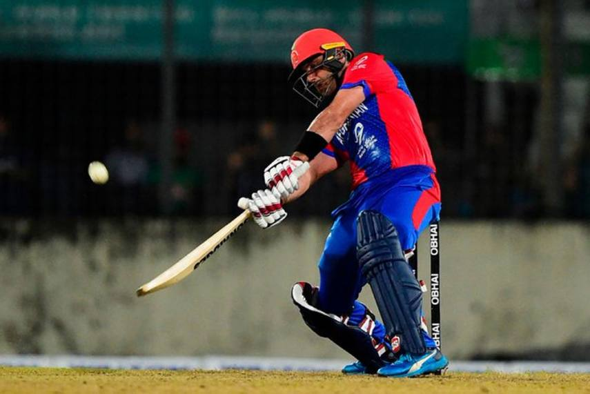 Tri-Series, 3rd T20I, BAN Vs AFG: Mohammad Nabi The Inspiration As ...