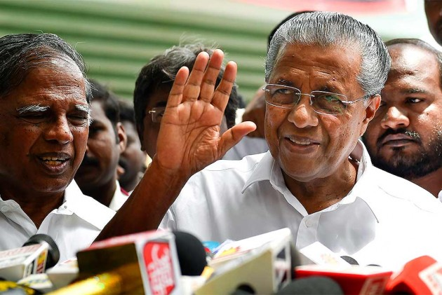 'War Cry' Against Other Mother Tongues: Kerala CM Vijayan On Amit Shah's Hindi Push