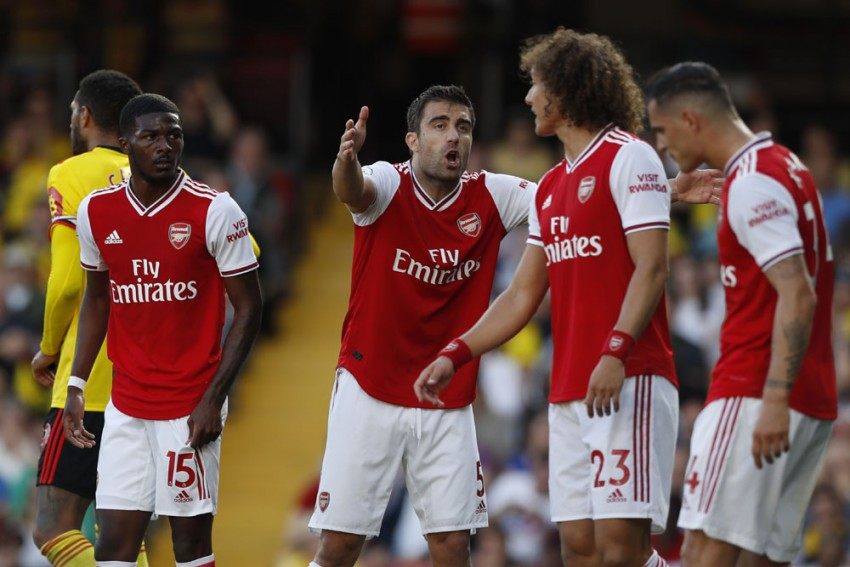 EPL 2019-20: Watford 2-2 Arsenal: Defensive Howlers Cost Clumsy Gunners