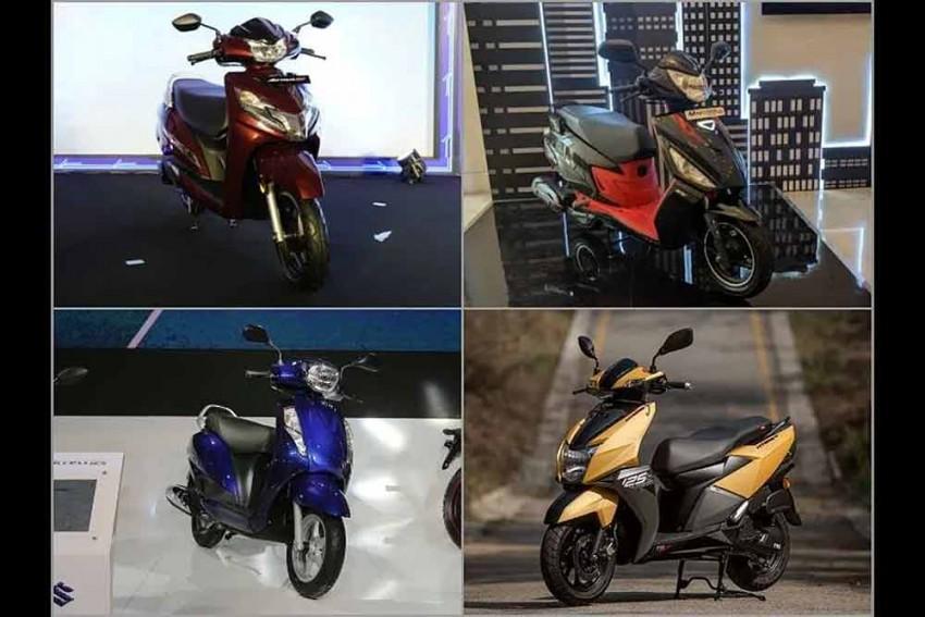 Honda Activa 125 vs Hero Maestro Edge 125 Vs Suzuki Access 125 Vs TVS NTorq 125: Spec Comparison