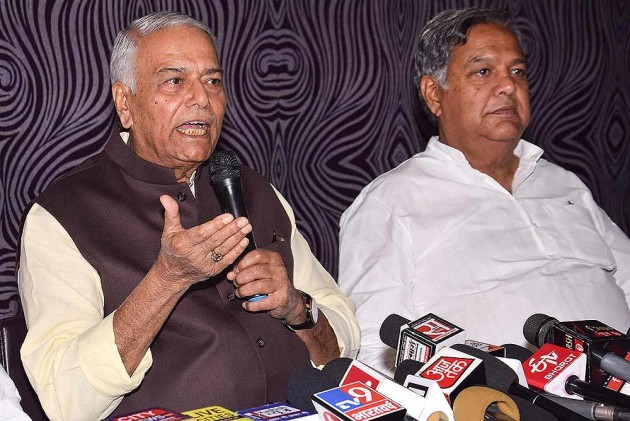 On Economy, Ex-Finance Minister Yashwant Sinha Says 'Those In Power Making Weird Statements'