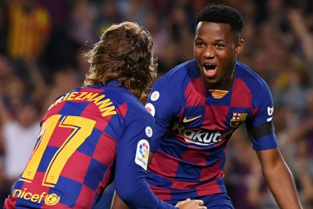 The Rise Of Ansu Fati: Barcelona Wonderkid Breaks More Records As Spain Begin Talks Over Call-Up