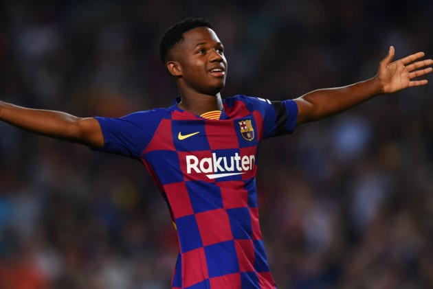 LaLiga, Barcelona 5-2 Valencia: Ansu Fati Stars As Albert Celades Endures Miserable First Match