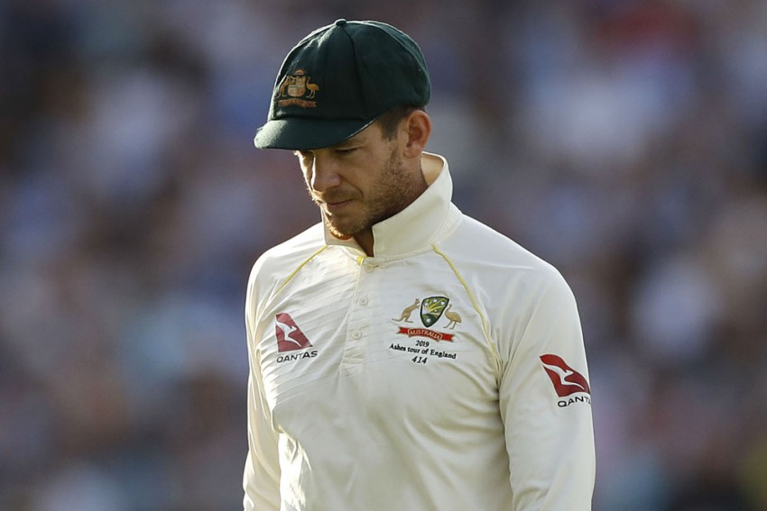 Ashes 2019: Australia Captain Tim Paine 'Having A Mare' With Referrals In England Series